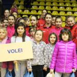MINIVOLEI: CSȘ Târgoviște s-a calificat la turneul final al Campionatu...