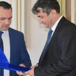 VIZITĂ: Ambasadorul Bosniei şi Herţegovinei, iniţiator de parteneriate...
