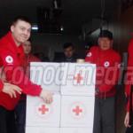 UMANITAR: Crucea Roşie Dâmboviţa merge, din nou, cu ajutoare la copiii...