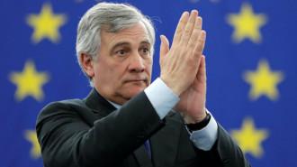 Antonio Tajani - preşedintele Parlamentului European (Sursa foto: radiocluj.ro)