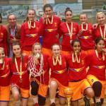 BASCHET: CSȘ-CSM Târgoviște a devenit campioana României la U18