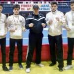 WUSHU: Sportivii de la CS Marin Marius Mihai Marţial Arts, adversari d...