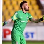 FOTBAL: Goalkeeperul Iustin Popescu a revenit la Chindia Târgoviște
