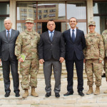 VIZITĂ: Delegaţie militară româno-americană, misiune de documentare în...