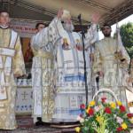 FOTO: Evlavie şi linişte de marea sărbătoare a Sfântului Ierarh Nifon