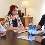 PARTENERIAT: Vicepreşedinta CJ Dâmboviţa, vizită de lucru în Provincia...