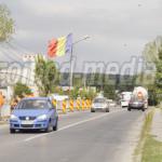 ATENŢIE! Se închide podul peste râul Ialomiţa, din zona Gărzii de Medi...