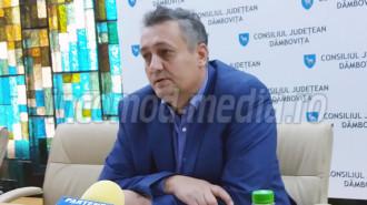 Alexandru Oprea - preşedintele CJ Dâmboviţa