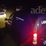 ANCHETĂ: Doi bărbaţi au fost găsiţi împuşcaţi pe un câmp de lângă Târg...