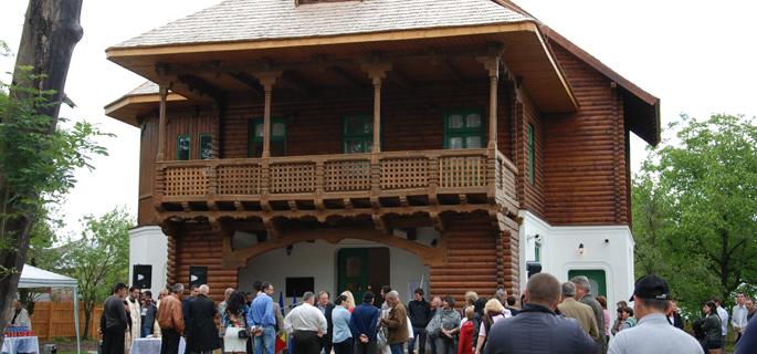 casa atelier gabriel popescu