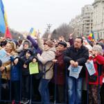 8.000 de membri SANITAS protestează în Capitală!