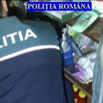 VIDEO: Reţea de hoţi din societăţi comerciale, anihilată de poliţiştii...