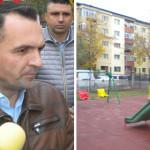 TÂRGOVIŞTE: Loc de joacă şi recreere modern, şi pe strada  George Cair...