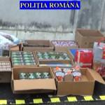 PERCHEZIŢII: 250 kg de articole pirotehnice, confiscate de poliţiştii ...