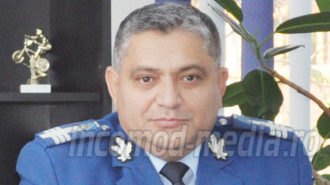 col. Viorel Matei - inspector şef IJJ Dâmboviţa