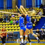 CSM Târgovişte, victorie la volei, prima înfrângere la baschet!
