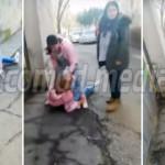 VIDEO: Două eleve de clasa a IX-a, bătaie în centrul municipiului Alex...