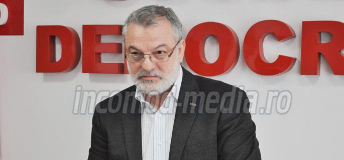 Fănuţ Costea - vicepreşedinte PSD Dâmboviţa şi consilier local la Găeşti