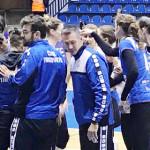 VOLEI: CSM Târgovişte a pierdut în faţa campioanei Alba Blaj