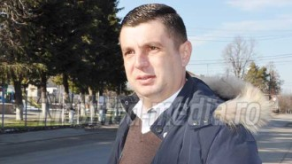 Ionuţ Bănică - primar comuna Corbii Mari