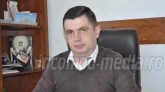 Ionuţ Bănică - actualul primar al comunei Corbii Mari