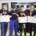 BRAVO! Şapte medalii pentru Târgovişte la Cupa României Freestyle K1 L...