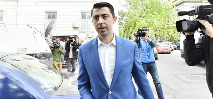 Vlad Cosma, fost deputat (Sursa foto: Digi24.ro)