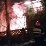 INTERVENŢIE: Incendiu violent într-o gospodărie din Sfinţeşti, Teleorm...